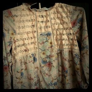 Red Valentino women blouse Small